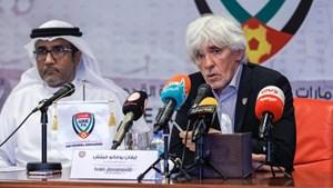 Không vượt qua tuyển Việt Nam, huấn luyện viên UAE sẽ mất việc