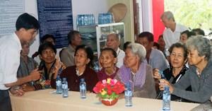 Châu Thành: Phát huy vai trò người có uy tín trong đồng bào dân tộc