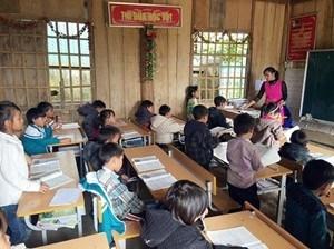 Chế độ ưu đãi cho giáo viên điểm trường vùng khó khăn