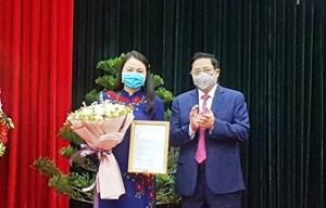 Chủ tịch Hội LHPN Việt Nam giữ chức Bí thư Tỉnh ủy Ninh Bình