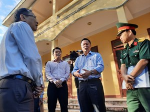 Chủ tịch tỉnh Quảng Nam kêu gọi người dân không về quê trước ngày 15/4