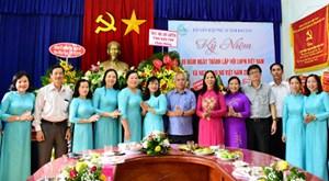 Kon Tum: Chúc mừng Hội LHPN tỉnh nhân 'Ngày Phụ nữ Việt Nam' 20-10