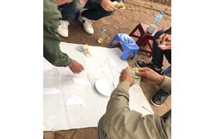 Công an phường Phương Liên đã giải quyết nạn đánh bạc 'cò con' ở Hồ Ba Mẫu