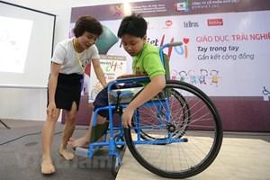 Công chiếu và trao giải phim ngắn về quyền của người khuyết tật