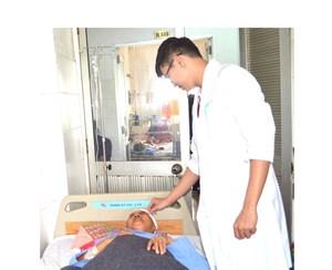 Cần Thơ: Cứu sống bệnh nhân bị vỡ túi phình mạch máu não rất nặng
