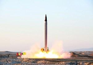 Iran công bố hệ thống tên lửa phòng không mới được nâng cấp