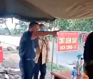 Bình Phước: Phó Chủ tịch HĐND huyện chống đối đo thân nhiệt viết thư xin từ chức