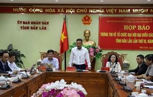 Đắk Lắk sẵn sàng cho Đại hội đại biểu các dân tộc thiểu số lần thứ III