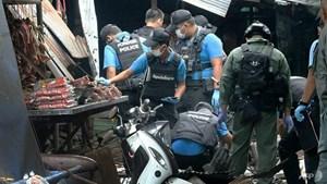 Đánh bom xe ở miền Nam Thái Lan, 3 người thiệt mạng