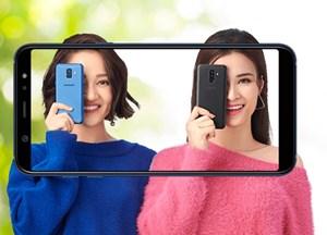 Đặt trước Galaxy A6 và A6+, nhận quà 4 món, trợ giá đến 4 triệu đồng