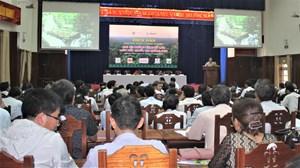 Diễn đàn 'Trồng rừng gỗ lớn liên kết chuỗi tại Quảng Nam'