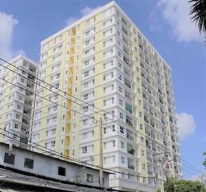 Lùm xùm tại chung cư Khang Gia Tân Hương