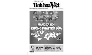 Đón đọc Tinh hoa Việt số 64, phát hành ngày 25/11/2017