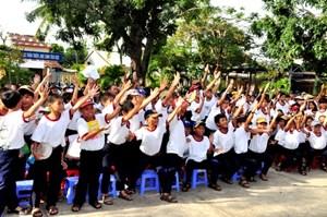 Quảng Nam, Quảng Ngãi cho học sinh nghỉ học đến hết tháng 2