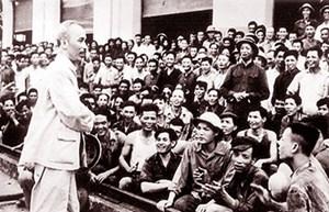 Chủ tịch Hồ Chí Minh với giai cấp Công nhân và tổ chức Công đoàn Việt Nam