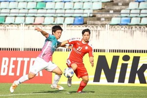 Công Phượng lọt nhóm cầu thủ ấn tượng ở AFC Cup 2020