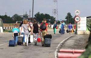 Ukraine muốn nối lại tuyến đường vận tải với bán đảo Crimea