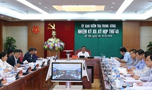 Xem xét lại việc kỷ luật một số trường hợp tại các tỉnh Hòa Bình, Kon Tum