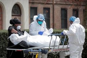 Mỹ: Số người mắc Covid-19 vượt 750.000, hơn 40.000 người chết
