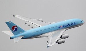 Thành viên tổ bay Korean Air nhiễm nCoV