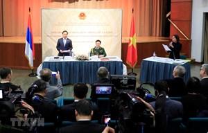Công bố Sách Trắng Quốc phòng Việt Nam tại Liên bang Nga
