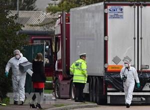 Vụ 39 thi thể: Ireland phê chuẩn lệnh dẫn độ 1 nghi phạm sang Anh