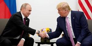 Ông Trump đề nghị viện trợ máy thở giúp Nga ứng phó Covid-19