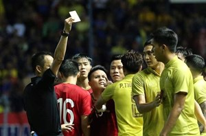 AFC từ chối đề xuất công nghệ VAR ở trận đấu Thái Lan gặp Việt Nam