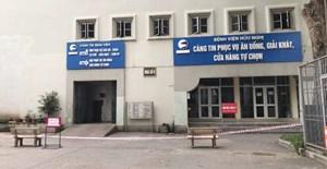 15 nhân viên Công ty Trường Sinh làm việc tại Bệnh viện Hữu Nghị âm tính với SARS-CoV-2