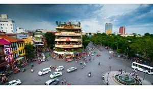 Nâng mức dư nợ vay của Hà Nội lên 90%