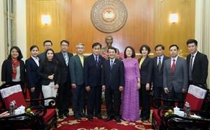 Tạo điều kiện hợp tác giáo dục và đào tạo giữa Việt Nam – Thái Lan