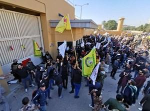 Đại sứ Mỹ và nhân viên sứ quán Mỹ tại Iraq sơ tán khẩn cấp