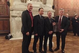 Việt Nam bổ nhiệm Lãnh sự danh dự tại thành phố Marseille của Pháp