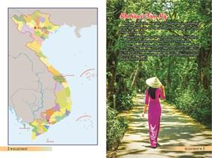 Quảng Nam: Đã khắc phục việc bản đồ Việt Nam trong Sách hướng dẫn du lịch Tam Kỳ không có Hoàng Sa, Trường Sa
