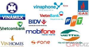 Giá trị thương hiệu Việt tăng trưởng cao