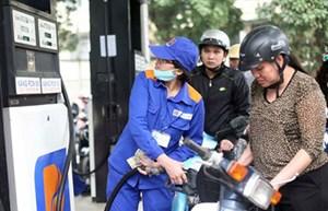 Giá xăng dầu giữ ổn định trong phiên điều hành cuối cùng của năm