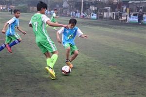 Giải bóng đá học sinh trên địa bàn Hà Nội