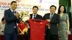 Giải bóng đá quốc tế U23 - cúp Vinaphone: Cơ hội quan trọng để kiểm tra các tuyển thủ