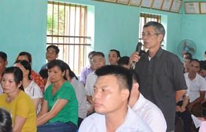 Tuyên Quang: Nâng cao chất lượng giám sát giải quyết kiến nghị cử tri