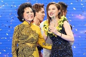 Giang Hồng Ngọc đăng quang quán quân Cặp Đôi Hoàn Hảo - Trữ Tình & Bolero