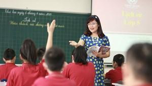 Nam Định tuyển 102 giáo viên