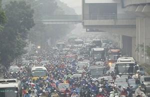 Hà Nội: Chất lượng không khí lại xấu đi