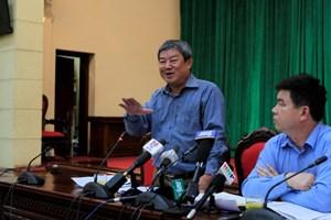 Hà Nội thừa nhận vỡ đê, yêu cầu kiểm điểm phát ngôn 'vỡ đê có kế hoạch'