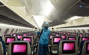 Các hãng hàng không dừng vận chuyển khách đến Việt Nam