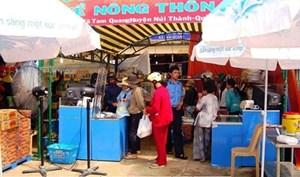 Quảng Nam: Cơ sở kinh doanh dịch vụ, hàng hóa vẫn hoạt động bình thường