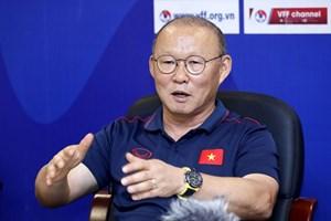 HLV Park Hang Seo: Đối thủ đã nghiên cứu kỹ tuyển Việt Nam