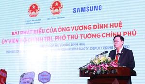 Nâng khả năng tham gia chuỗi cung ứng toàn cầu cho doanh nghiệp tại Hải Dương