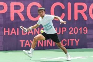 Lý Hoàng Nam vào tứ kết Giải ITF World Tennis Tour M25