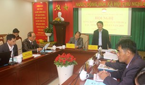 Cụm thi đua MTTQ các tỉnh Tây Nguyên tổng kết công tác năm 2019