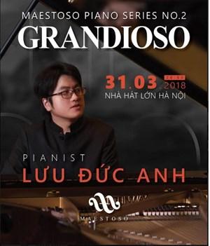 Hòa nhạc 'Grandioso'